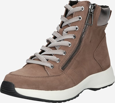 CAPRICE Stiefelette in taupe, Produktansicht
