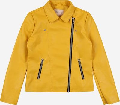 Giacca di mezza stagione 'Melisa' KIDS ONLY di colore giallo oro, Visualizzazione prodotti