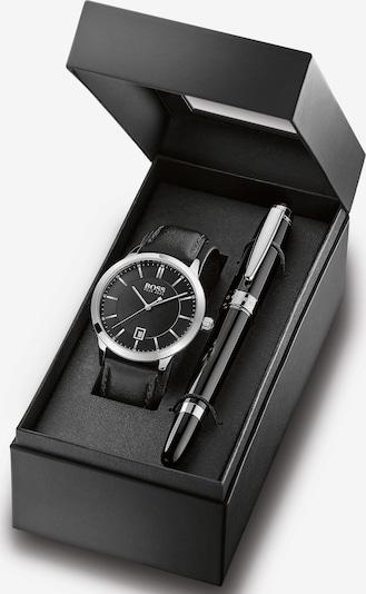 BOSS Casual Uhr in schwarz, Produktansicht