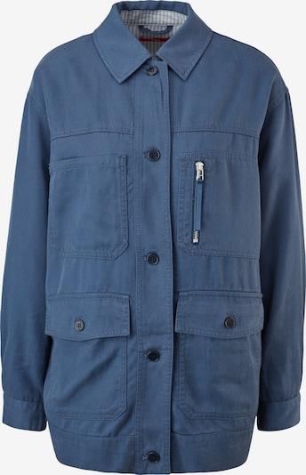 s.Oliver Jacke in blau, Produktansicht