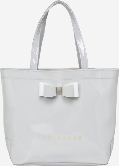 Ted Baker Tasche in grau / weiß, Produktansicht