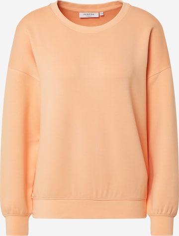 MOSS COPENHAGEN Sweatshirt 'Ima' in Orange