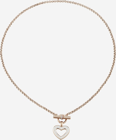TOMMY HILFIGER Necklace 'Classic Signature' in Rose gold, Item view