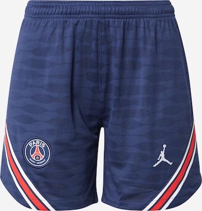 NIKE Pantalon de sport 'Paris Saint-Germain Strike' en bleu marine / rouge / blanc, Vue avec produit