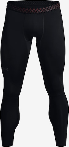 UNDER ARMOUR Sporthose 'Rush Cold Gear' in Schwarz