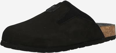 bugatti Hausschuh 'Bobbi' in schwarz, Produktansicht