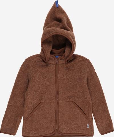 FINKID Fleece jas 'LUONTO' in de kleur Bruin, Productweergave