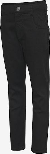 Hummel Pants in braun / schwarz, Produktansicht