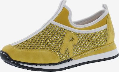 RIEKER Slipper in gelb, Produktansicht