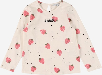 OVS Bluser & t-shirts i grasgrøn / pink / sort / hvid, Produktvisning