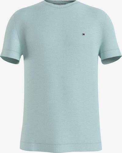 TOMMY HILFIGER TH T-Shirt Slub Texture in mint, Produktansicht