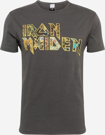 AMPLIFIED Shirt in dunkelgrau, Produktansicht