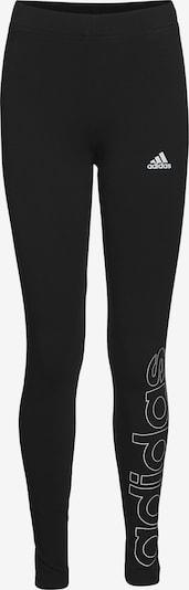 Pantaloni sportivi ADIDAS PERFORMANCE di colore nero / bianco, Visualizzazione prodotti