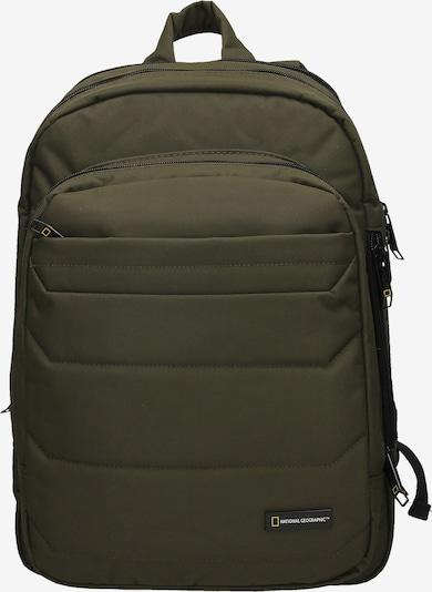 National Geographic Rucksack 'Pro' in grün, Produktansicht