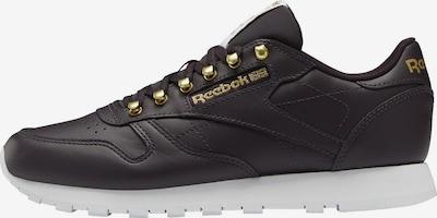Reebok Classic Sneaker in schwarz, Produktansicht