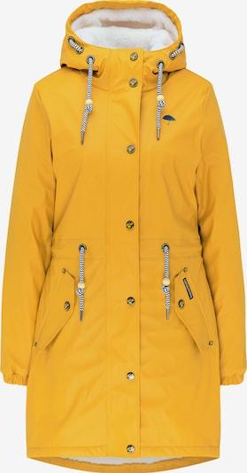 Demisezoninis paltas iš Schmuddelwedda , spalva - kario spalva, Prekių apžvalga
