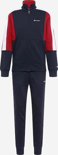 tengerészkék / piros / fehér Champion Authentic Athletic Apparel Tréningruha, Termék nézet