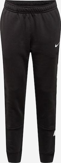 Nike Sportswear Spodnie 'Repeat' w kolorze szary / czarny / białym, Podgląd produktu