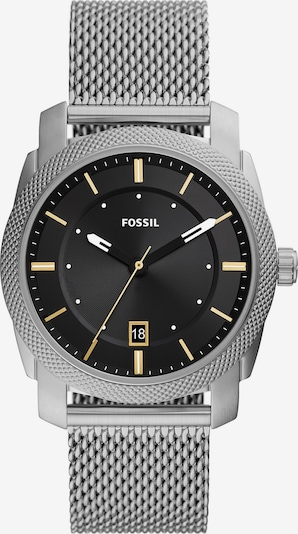 FOSSIL Analog Watch in Black / Silver, Item view