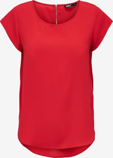 ONLY Bluza 'ONLVIC' | rdeča barva, Prikaz izdelka