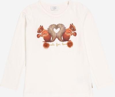 Hust & Claire T-shirt in elfenbein, Produktansicht