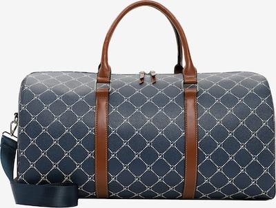 TAMARIS Weekender 'Anastasia' in blau / braun / weiß, Produktansicht