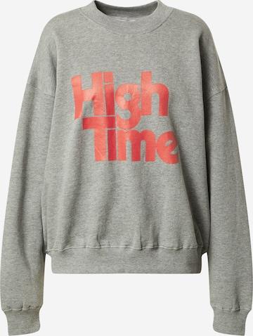 Bizance Paris Sweatshirt 'CLARK' in Grau