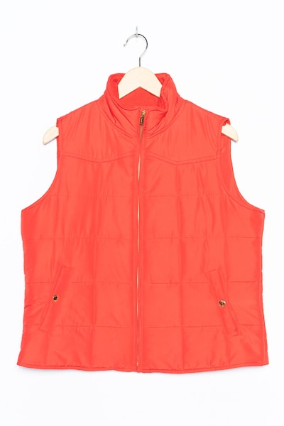CHAPS Gilet in L in rot, Produktansicht
