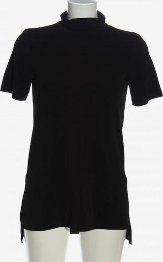 ASOS DESIGN Petite Long-Bluse in XS in schwarz, Produktansicht
