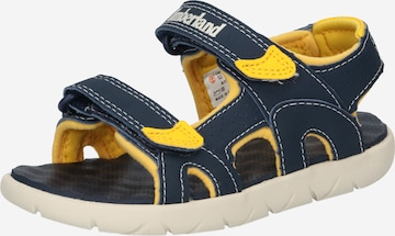 TIMBERLAND Sandals & Slippers 'Perkins' in Blue