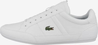 LACOSTE Sneaker 'Chaymon BL 21 1' in weiß, Produktansicht
