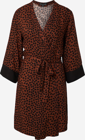 Chalatas 'Robe' iš PJ Salvage , spalva - ruda / juoda, Prekių apžvalga
