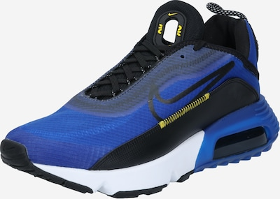 Nike Sportswear Sneakers laag 'Air Max 2090' in de kleur Blauw / Zwart / Wit, Productweergave