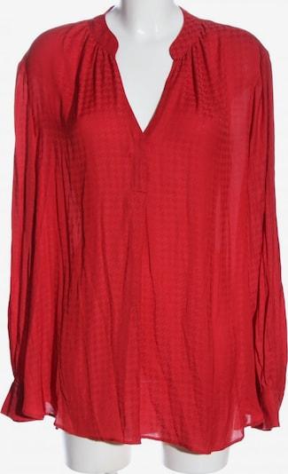 NEXT Langarm-Bluse in XXL in rot, Produktansicht