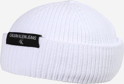 Calvin Klein Jeans Kape 'DOCKER'   bela barva, Prikaz izdelka