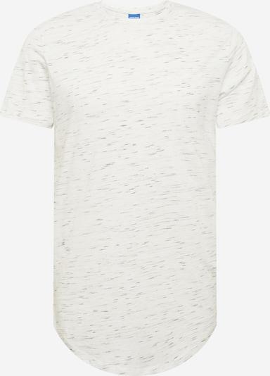 JACK & JONES Bluser & t-shirts 'Noa' i grå-meleret / sort-meleret / hvid-meleret, Produktvisning