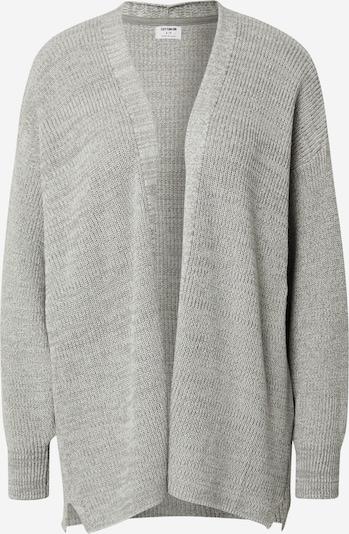 Cotton On Strickjacke in graumeliert, Produktansicht