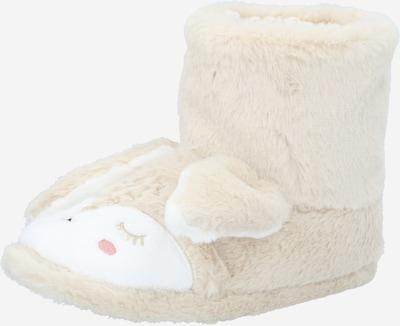 bézs / rózsa / fehér Hunkemöller Házi cipő 'Bunny', Termék nézet