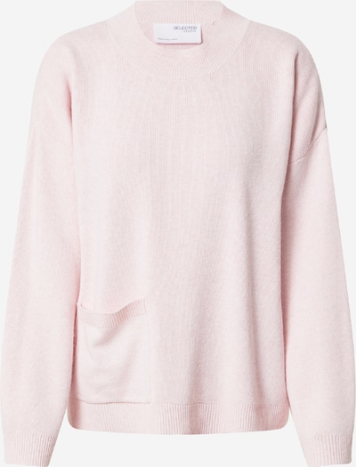 SELECTED FEMME Pullover 'CILLE' in rosa, Produktansicht