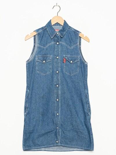 NAF NAF Kleid in XS in blue denim, Produktansicht