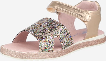 RICHTER Sandals in Gold