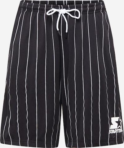 Starter Black Label Nohavice - čierna / biela, Produkt