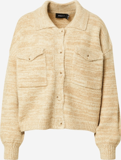 MINKPINK Strickjacke 'ALL SEASONS' in beige, Produktansicht