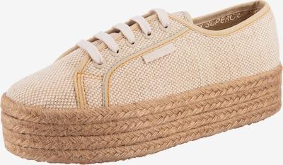 SUPERGA Sneaker 'Jutecotropew' in beige / sand, Produktansicht