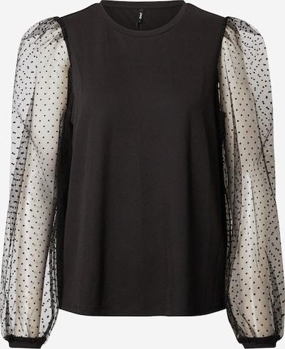 ONLY Bluse in schwarz, Produktansicht