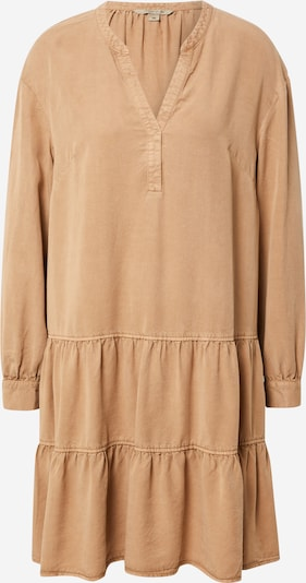 COMMA Shirt Dress in Light brown, Item view