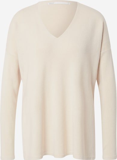 ONLY Pullover 'Amalia' in creme, Produktansicht