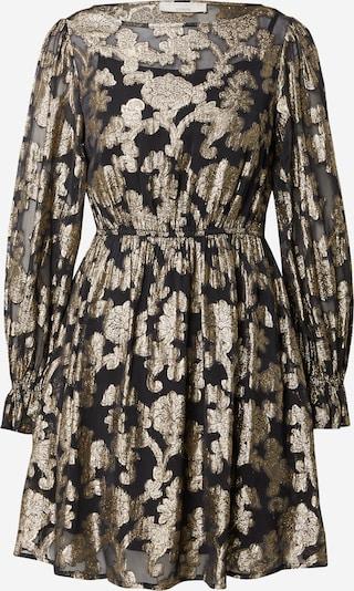 Guido Maria Kretschmer Collection Kleid 'Elenia' in gold / schwarz, Produktansicht