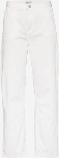 Carhartt WIP Pantalon 'Pierce' en blanc cassé, Vue avec produit