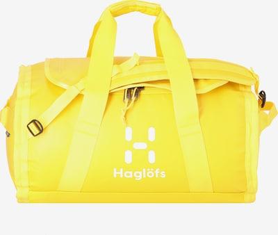 Haglöfs Travel Bag in Yellow, Item view
